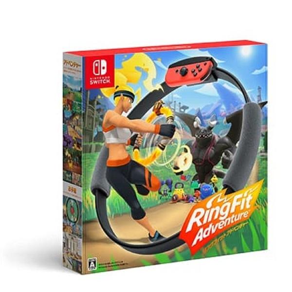 【玩樂小熊】Switch遊戲 NS 健身環大冒險 Ring Fit Adventure 同捆組中文版中文語音