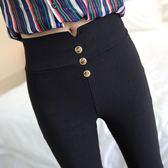 打底褲外穿秋季2018新款女韓版百搭顯瘦小腳褲緊身薄款夏季鉛筆褲  晴光小語