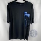 BRAND楓月 LOEWE 羅意威 毛線 DODO鳥 黑T 100%棉 外搭 內穿 棉T 萬用百搭 T恤 #L