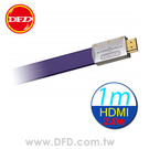 WIREWORLD Ultraviolet 7 HDMI 傳輸線 1m - 全新HDMI 2.0 版