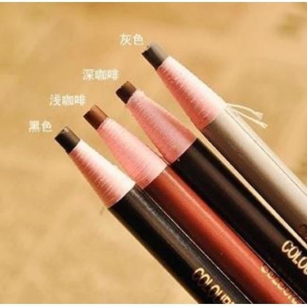 時尚專業化妝師推薦影樓專用拉線眉筆防水不暈染眼線筆眼影筆兩組