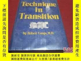 二手書博民逛書店technique罕見in transition【英文版】Y23