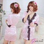 情趣用品 睡衣專賣 Gaoria 甜美嬌妻 誘惑睡衣睡裙 睡袍 粉紅色 N3-0077
