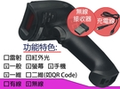 ShenChao F1900 無線 一維 掃描槍 USB 可掃螢幕 紅光掃描器 Barcode 掃瞄器 條碼槍