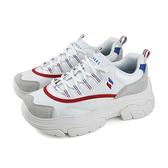 SKECHERS LOS ANGELES 運動鞋 老爹鞋 女鞋 白色 74235WRNV no093