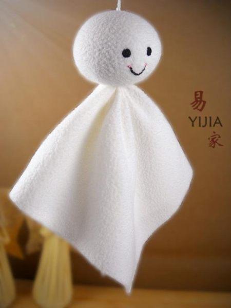 日本晴天娃娃掃晴娘布偶風信子風鈴掛飾禮物