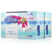 絲花 化妝棉 80枚入x2【BG Shop】人氣小物!!