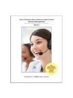 二手書博民逛書店《Service Management: Operations, Strategy, Information Technology》 R2Y ISBN:9781259010651
