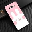 三星 Samsung Galaxy J7 2016 J710 手機殼 軟殼 保護套 小白兔