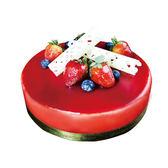 【上城蛋糕】限門市自取 莓果巧檸慕斯蛋糕 6吋 水果慕斯蛋糕 生日蛋糕 莓果 甜點 下午茶