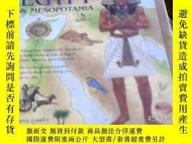 二手書博民逛書店EVERYDAY罕見LIFE IN ANCIENT EGYPT