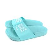 EVERLAST 拖鞋 戶外 女鞋 水藍色 4025220281 no081