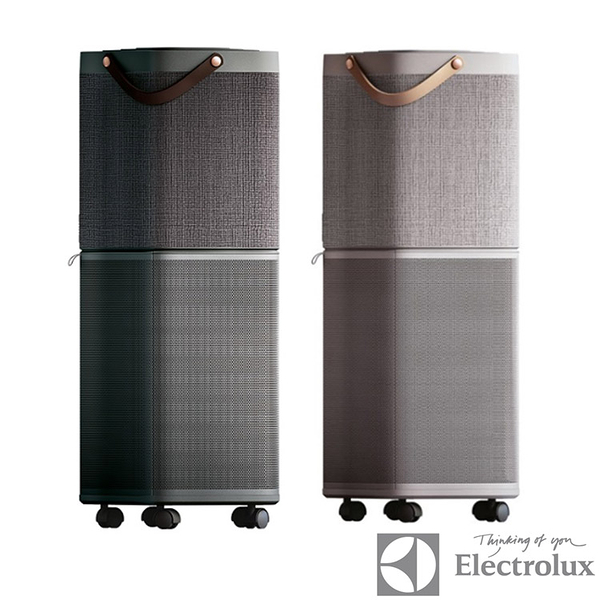 (好康)Electrolux伊萊克斯 高效抗菌智能旗艦清淨機 Pure A9 沉穩黑 優雅灰 買就送好禮
