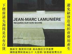 二手書博民逛書店Jean-Marc罕見Lamuniere - Regards S