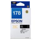 T178150 EPSON 原廠 (No.178) 高印量XL黑色墨水匣 適用 XP302/XP402/XP422
