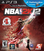PS3 NBA 2K12(美版代購)