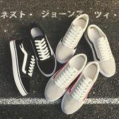 夏季男鞋韓版潮流百搭情侶休閒帆布鞋