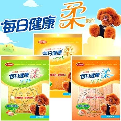 四個工作天出貨除了缺貨》每日健康 寵物零食《犬用》雞肉美味零食《台灣生產雞肉片》150g