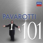 帕華洛帝名曲101 6片CD裝 Pavarotti 你那好冷的小手無人能睡粉墨登場奇妙的和諧詠嘆調(音樂影片購)