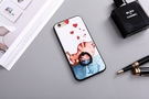 |文創現貨| iPhone 7 Plus i7 i7+ i6+ i6 i6S 6 6S 指環 手機殼 指環扣 指環支架 犀牛盾支架 兩個世界 貓戀魚