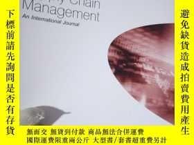 二手書博民逛書店Supply罕見Chain Management Volume