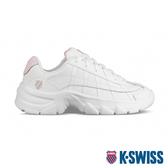 K-SWISS ST229 CMF老爹鞋-女-白/粉紅