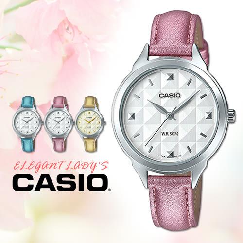 CASIO手錶專賣店 卡西歐 LTP-1392L-4A 女錶 指針表 皮革帶 防水50米