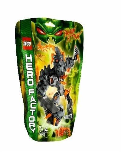 44005【LEGO 樂高積木】英雄工廠 Hero Factory 殺無赦 Bruizer