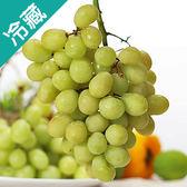 美國綠葡萄/2台斤(600g±5%/台斤)【愛買冷藏】