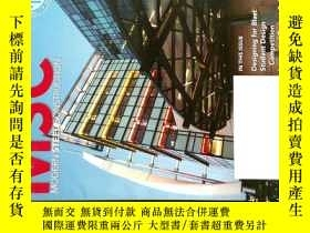 二手書博民逛書店Modern罕見Steel Construction 現代鋼結構建築原版外文雜誌 2013 11Y14610