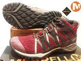MERRELL Gore-Tex 防水 耐磨大底 中高筒/ 登山鞋/ 郊山鞋 ~ ML42908 (女) ★買就送排汗透氣襪★