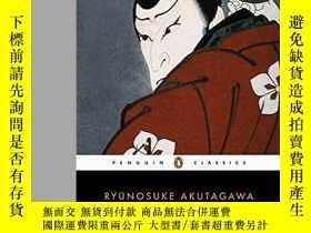 二手書博民逛書店Rashomin罕見And Seventeen Other StoriesY256260 Ryunosuke