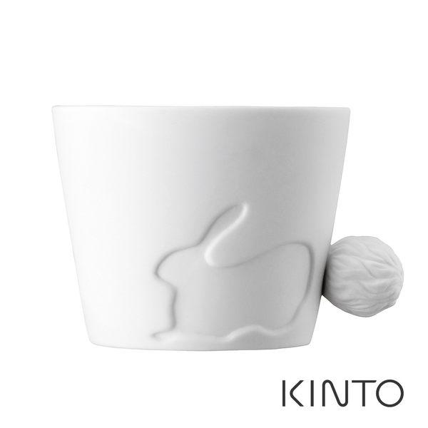 日本KINTO Mugtail 童話動物杯(兔子)《WUZ屋子》