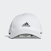 adidas 帽子 C40 5 Panels Climalite Cap 白 黑 男女款 老帽 【ACS】 CG1780