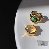 復古竹節戒指裝飾個性食指戒女指環【小檸檬3C】