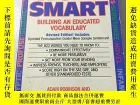 二手書博民逛書店Word罕見Smart: Building An Educated Vocabulary (princeton R