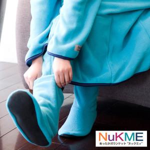 棉花田【NuKME】時尚居家保暖靴-29色可選沙色