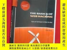 二手書博民逛書店The罕見Basics of Web Hacking: Tool