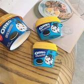 Airpods Pro 專用 1/2代 台灣發貨 [ OREO 冰淇淋 ] 藍芽耳機保護套 蘋果無線耳機保護
