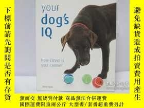 二手書博民逛書店Your罕見Dog s IQ: How erClev Is Yo