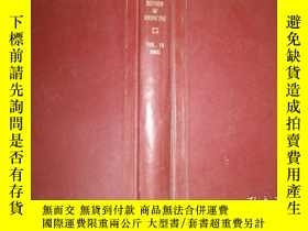 二手書博民逛書店ANNUAL罕見REVIEW OF MEDICINE 16【醫學