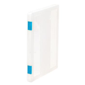 SHUTER 樹德  OF-A03 資料盒(透明)A4 收納盒/資料盒/文件盒  【金玉堂文具】