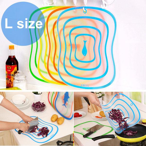 【買1送1】卡通分類PP砧板菜板- 大 桌墊 野餐墊