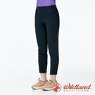 【wildland 荒野】女 彈性輕薄抗UV九分褲『夜空灰』0A91319 戶外 休閒 運動 露營 登山 吸濕 排汗