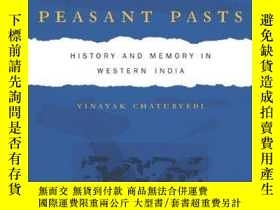 二手書博民逛書店Peasant罕見PastsY256260 Vinayak Chaturvedi University Of