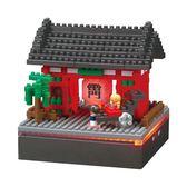 《 Nano Block迷你積木 》NBH - 157 雷門 LED 版 ╭★ JOYBUS玩具百貨