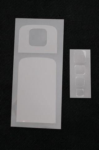 手機螢幕保護貼 Nokia 2720 fold 亮面