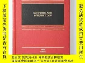 二手書博民逛書店Software罕見And Internet LawY256260 Mark A. Lemley Aspen
