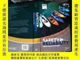 二手書博民逛書店Safety罕見and Reliability. Theory and ApplicationsY167411