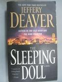 【書寶二手書T1/原文小說_JLA】The Sleeping Doll_DEAVER